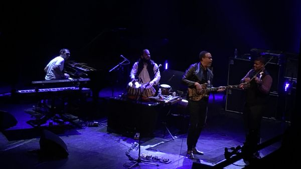 Stanley Clarke à Tourcoing