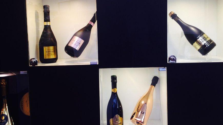 La Grande-Bretagne est le 1er marché d'export du champagne : 26 millions de bouteilles expédiées outre-Manche rien qu'en 2018.