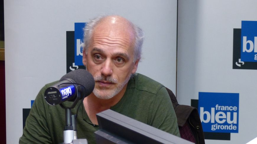 Philippe Poutou délégué CGT des ex-Ford de Blanquefort