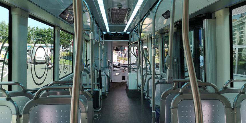 Dans le Tram'bus