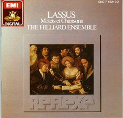 Fleur de quinze ans (a cappella) - ENSEMBLE HILLIARD