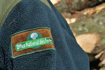Écusson de l'Office National des Forêts (ONF).