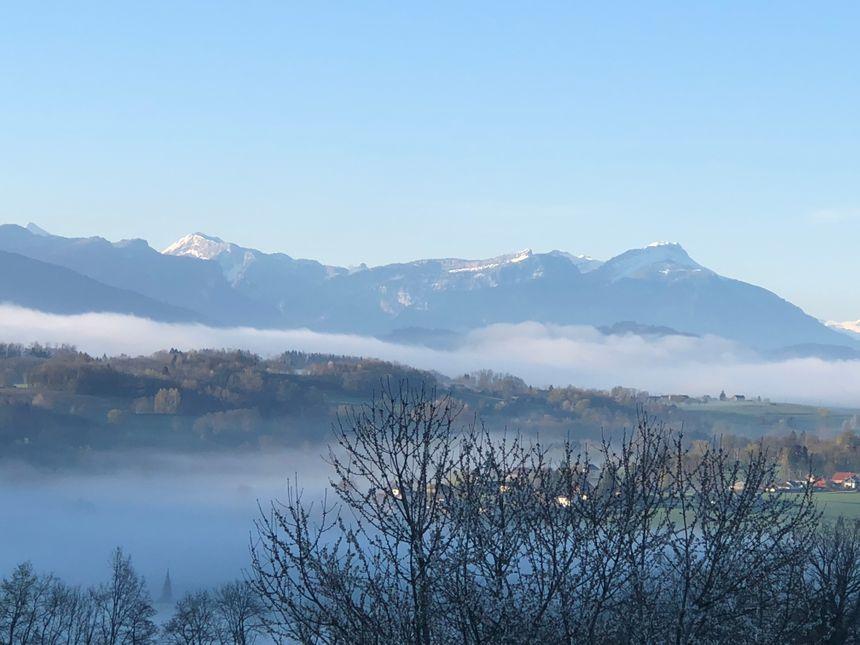 Vers le paradis - les sommets en Savoie
