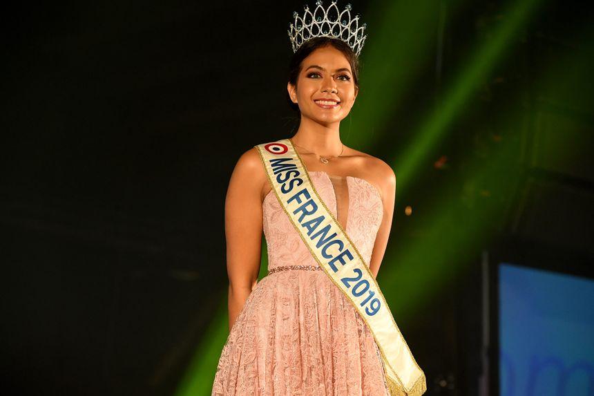 Election de Miss Rhône -Alpes le Samedi 19 Octobre 2019 -Vaimalama Chaves Miss France 2019