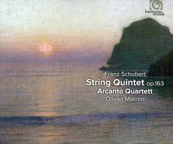 Quintette à cordes en Ut Maj op posth 163 D 956 : Adagio - QUATUOR ARCANTO
