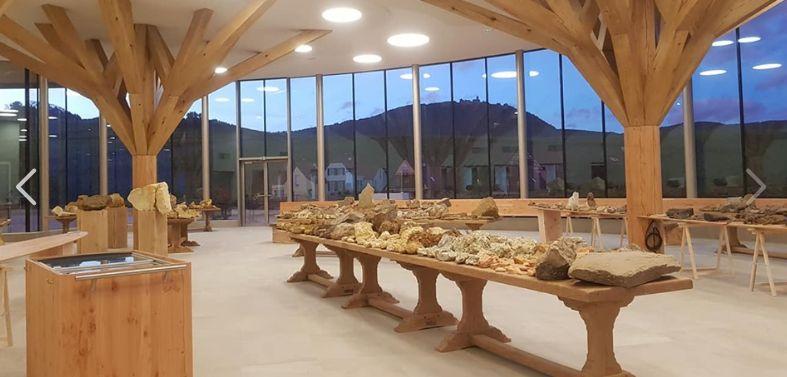 Le caveau panoramique XXL du domaine Rolly Gassmann a ouvert ses portes  dans le vignoble alsacien