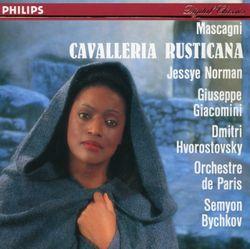 Cavalleria rusticana : Tu qui Santuzza ? (Acte I) Turiddu Santuzza - GIUSEPPE GIACOMINI