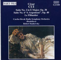 Suite nº2 en Mi Maj op 38 pour orchestre : IV. Marcia