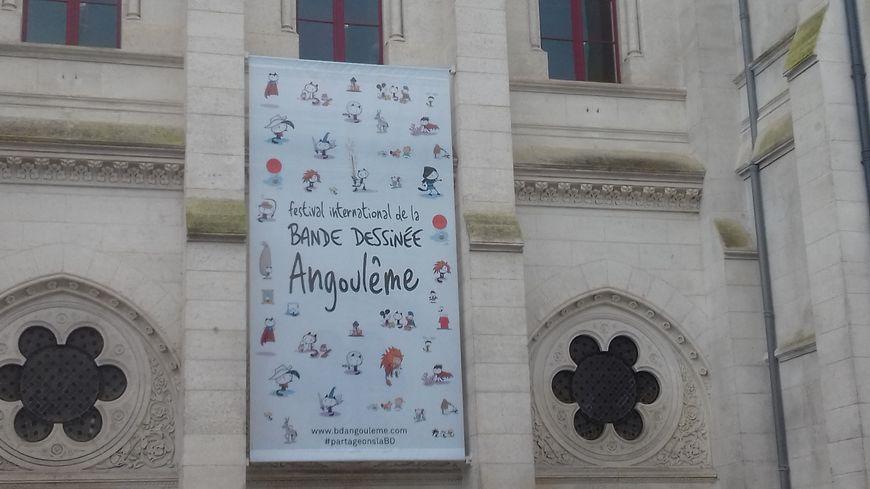 La bande dessinée est devenue indissociable de la ville d'Angoulême depuis plus de 40 ans