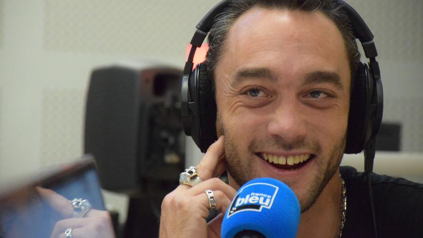 Jean-Baptiste Guégan le 17 octobre dans le 7h-9h de France Bleu Breizh Izel