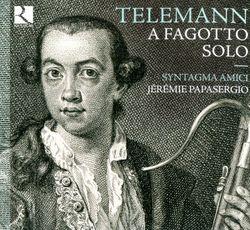 Duo en sol min : Andante - pour basson et clavecin obligé - JEREMIE PAPASERGIO