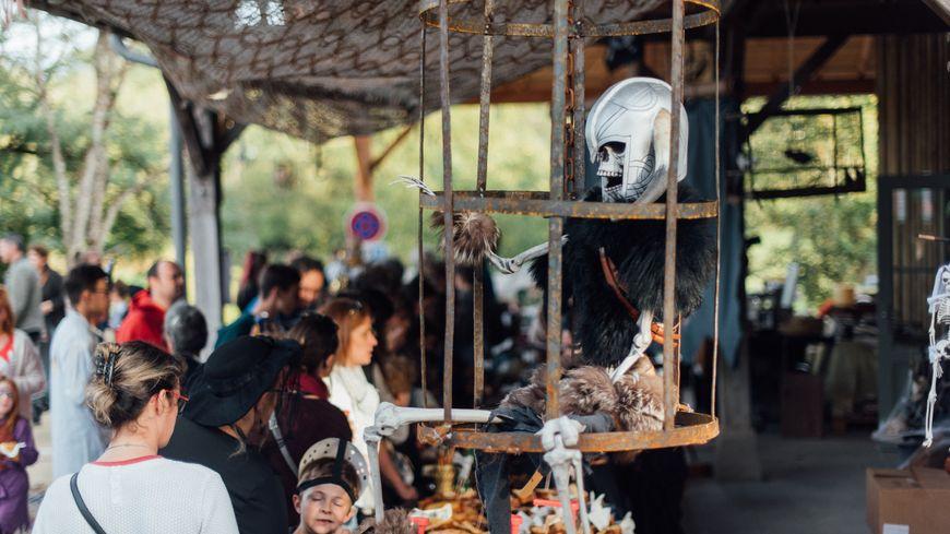 Pour la cinquième année, le village de Masgot fête Halloween.