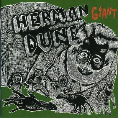"""Pochette de l'album """"Giant"""" par Herman Dune"""