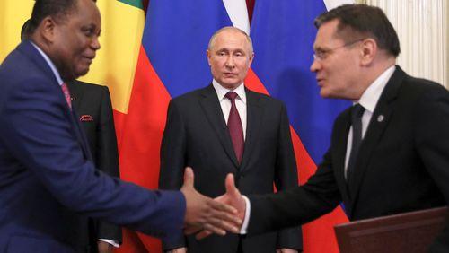 La Russie en Afrique : le retour
