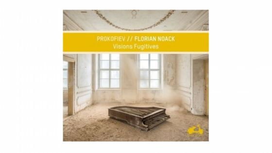 Prokofiev : Visions fugitives - Florian Noack