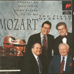 Quatuor avec piano nº2 en Mi bémol Maj K 493 : 2. Larghetto - EMANUEL AX