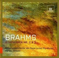 Symphonie n°3 de Brahms dirigée par Mariss Jansons