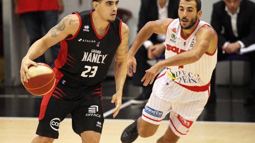 Barrueta et le Sluc Nancy Basket doivent confirmer leur bon début de saison