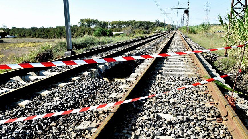 Il faut refaire toute la voie ferrée sur 300 mètres à Villeneuve les Béziers