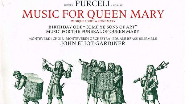 Henry Purcell, Musique pour les funérailles de la reine Mary par John Eliot Gardiner