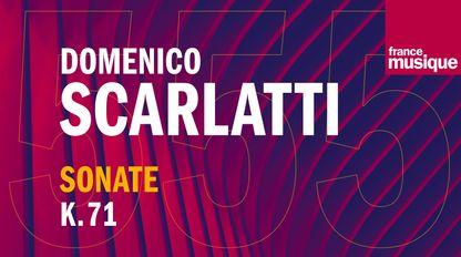 Scarlatti : Sonate pour clavecin en Sol Majeur K 71 L 81 (Allegro), par Enrico Baiano