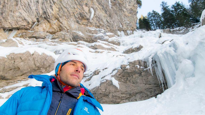 Lulien Irilli alpiniste professionnel et champion de parapente
