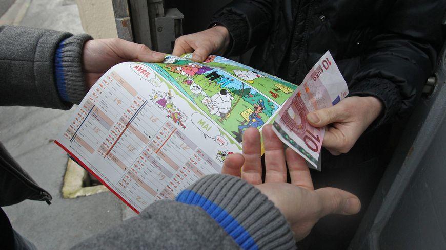 Des faux vendeurs de calendriers viennent d'arnaquer des personnes âgées ces derniers jours (image d'illustration)