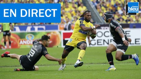 EN DIRECT - Top 14 : suivez le match de l'ASM Clermont face à Montpellier