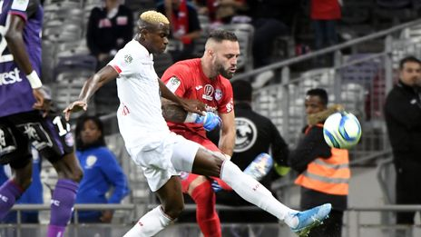 Ligue 1 (J10) - Lille s'incline à Toulouse (2-1)