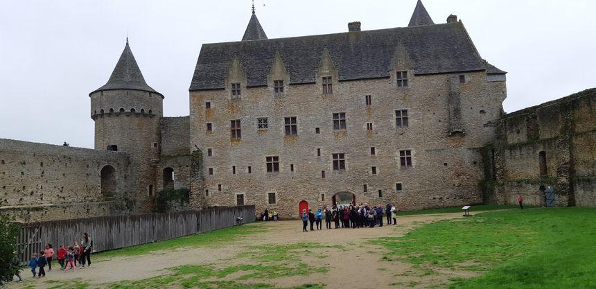 Le château de Suscinio s'adresse à tous les publics, y compris les enfants dès 3 ans