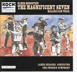 Les sept mercenaires : Main titles and calvera's visit: Allegro con fuccco