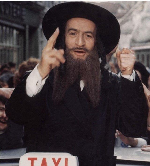 Victor Pivert et Rabbi Jacob, ou la Tolérance à l'ancienne