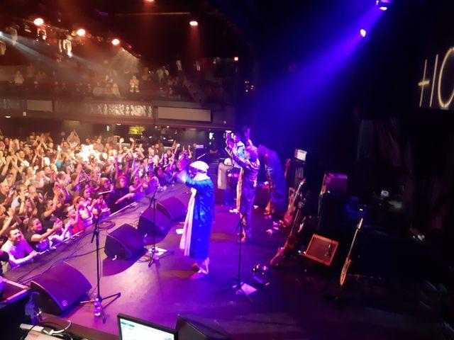 Tinariwen en concert à Boston