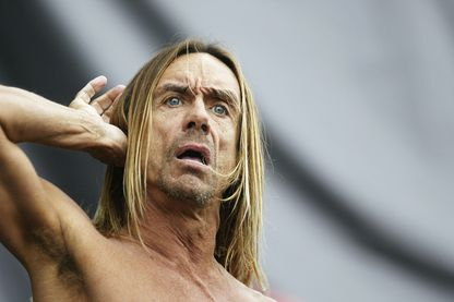 Iggy Pop, l'interview-confession, seconde partie.
