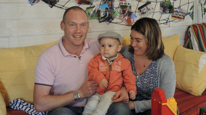 Fañch et ses parents