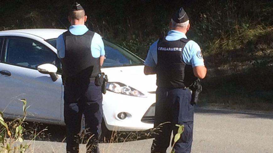 Contrôle de gendarmerie en Haute-Vienne (image d'illustration)