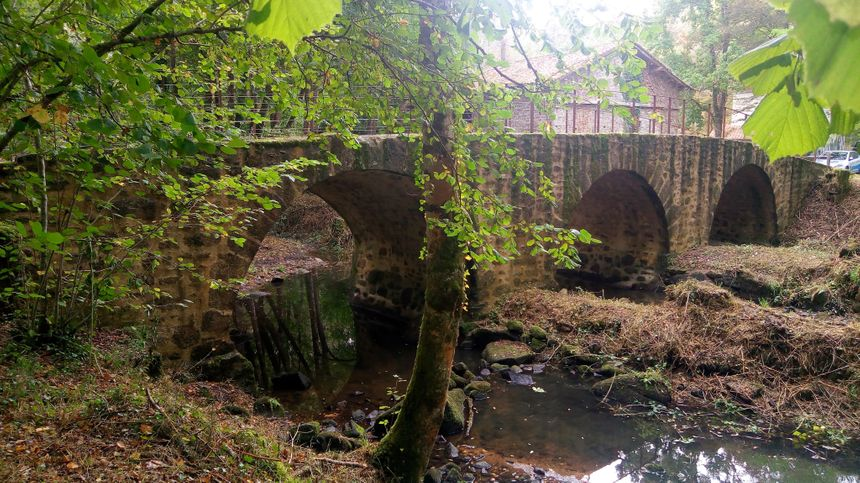 Le pont de Lascaux