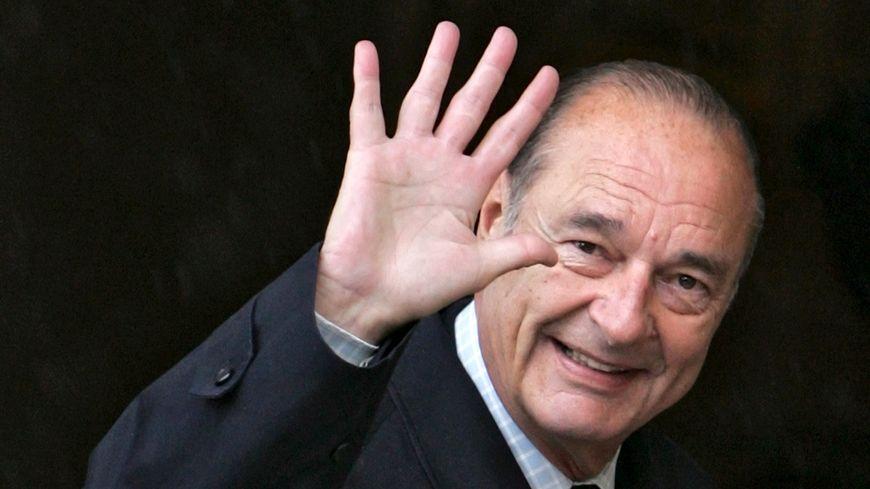Jacques Chirac (illustration)