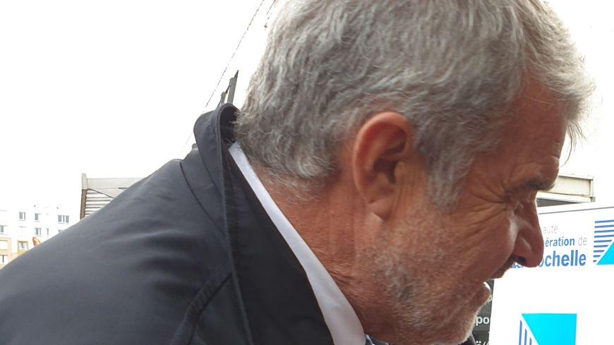 Jean-François Fountaine,  candidat pour les municipales de 2020