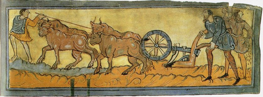 L'impression de prospérité ressort de tous les témoignages entre le Xe et le XIIIe siècle : intensification de l'agriculture, croissance démographique, multiplication et l'expansion des villes
