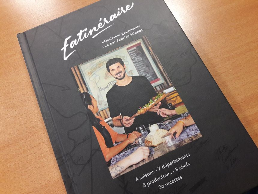 Le nouveau livre de Fabrice Mignot