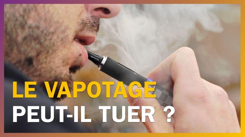 La cigarette électronique est-elle dangereuse ?