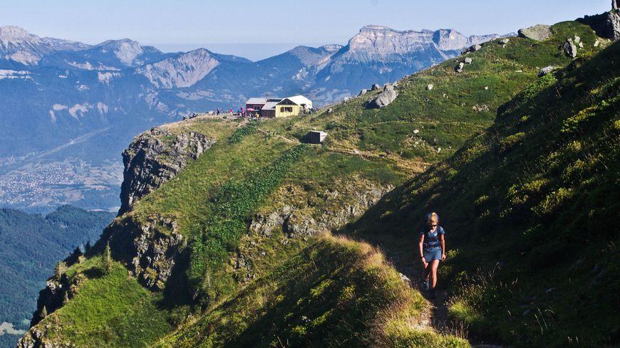 Le GR® 738 traversée de Belledonne en Isère