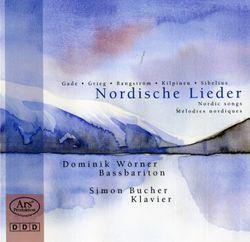 4 mélodies du coeur op 5 : Des Dichters Herz op 5 n°2 (En digsters bryst op 5 n°2 / Du fatter ei bolgernes evige gang op 5 n°2) - DOMINIK WORNER