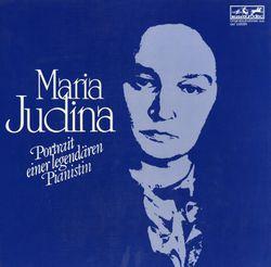 Sonate : Adagietto - MARIA YUDINA