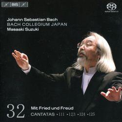 Cantate BWV 124 : Meinen Jesum lass ich nicht : Choral : Meinen Jesum lass ich nicht - MASAAKI SUZUKI