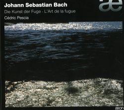 L'art de la fugue BWV 1080 : Contrapunctus n°7 a 4 per augmentationem et diminutionem - CEDRIC PESCIA