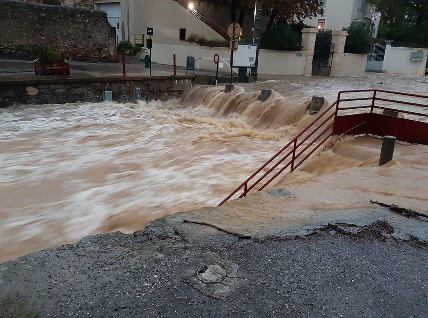 Déluge à Laurens - 34440