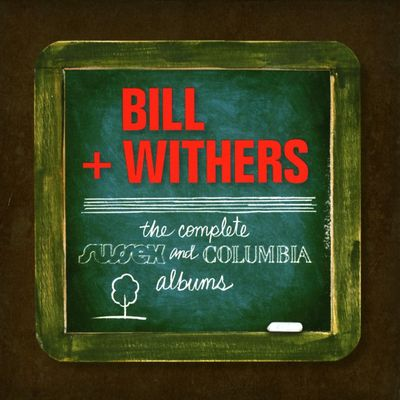 """Pochette pour """"The same love that made me laugh - Bill Withers"""""""