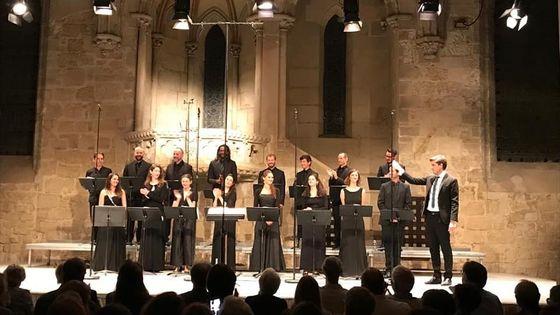 Les Métaboles - Concert The Angels